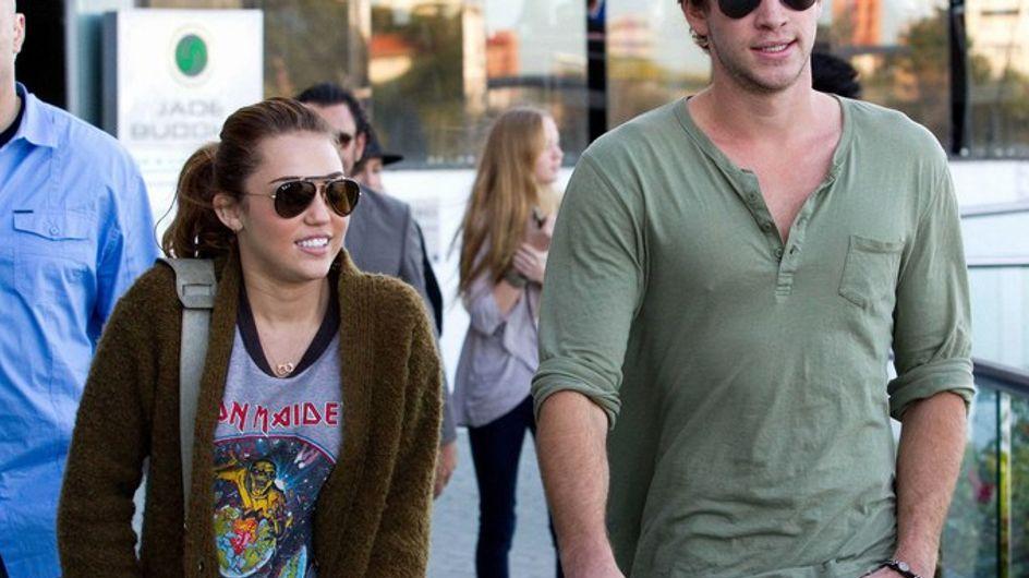 Miley Cyrus : elle n'aime pas qu'on insulte son chéri