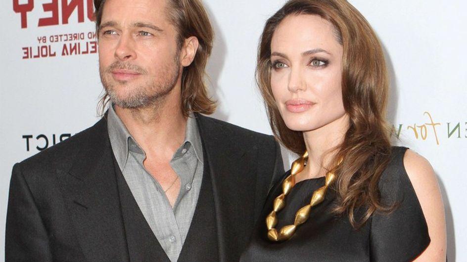 Brad Pitt : Angelina Jolie lui a offert un drôle de cadeau