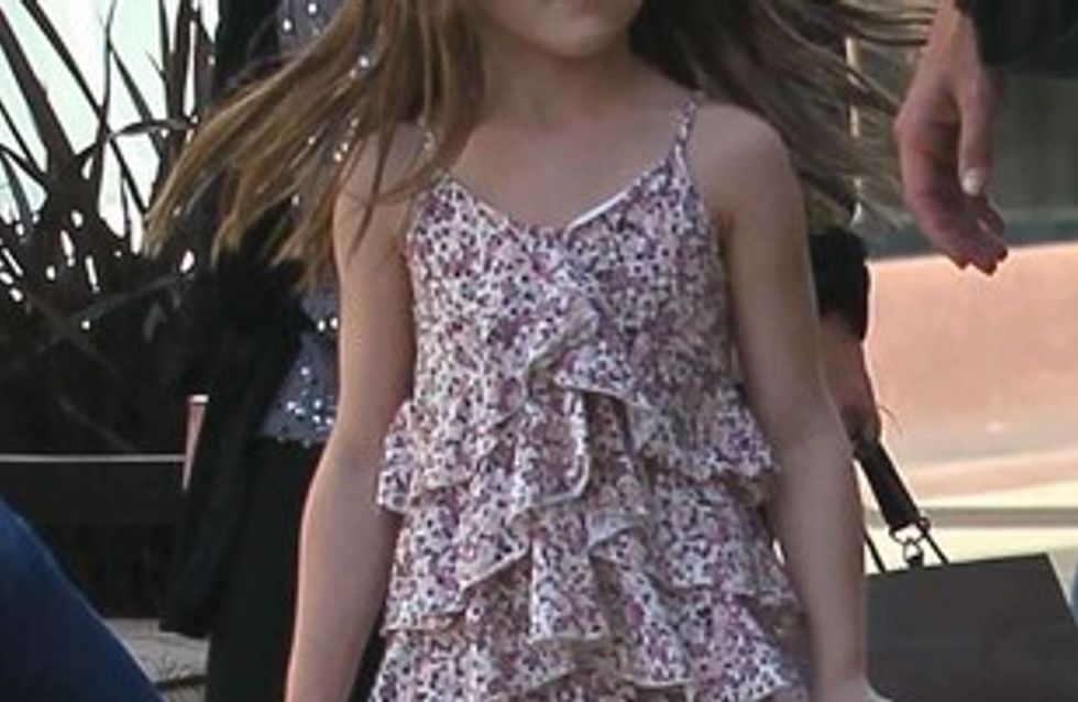 Suri Cruise : élue enfant de star la plus influente
