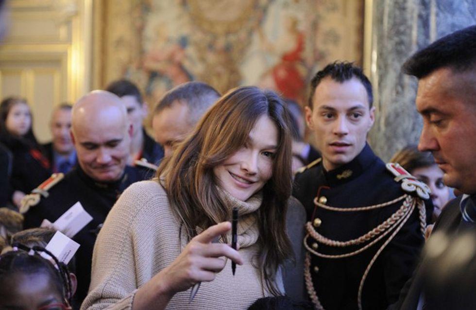 Carla Bruni-Sarkozy : le programme de son anniversaire