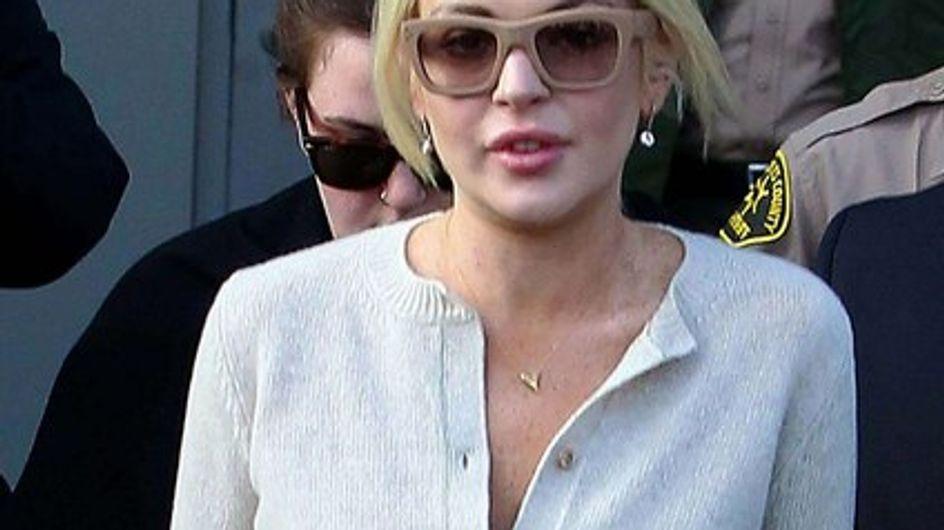 Lindsay Lohan : elle a pris 10 ans !