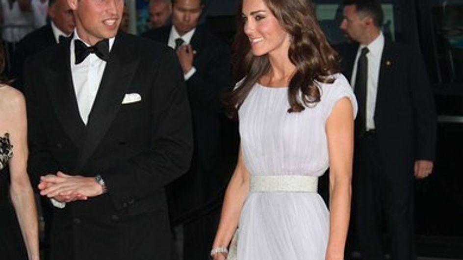 Kate Middleton : les détails de son réveillon