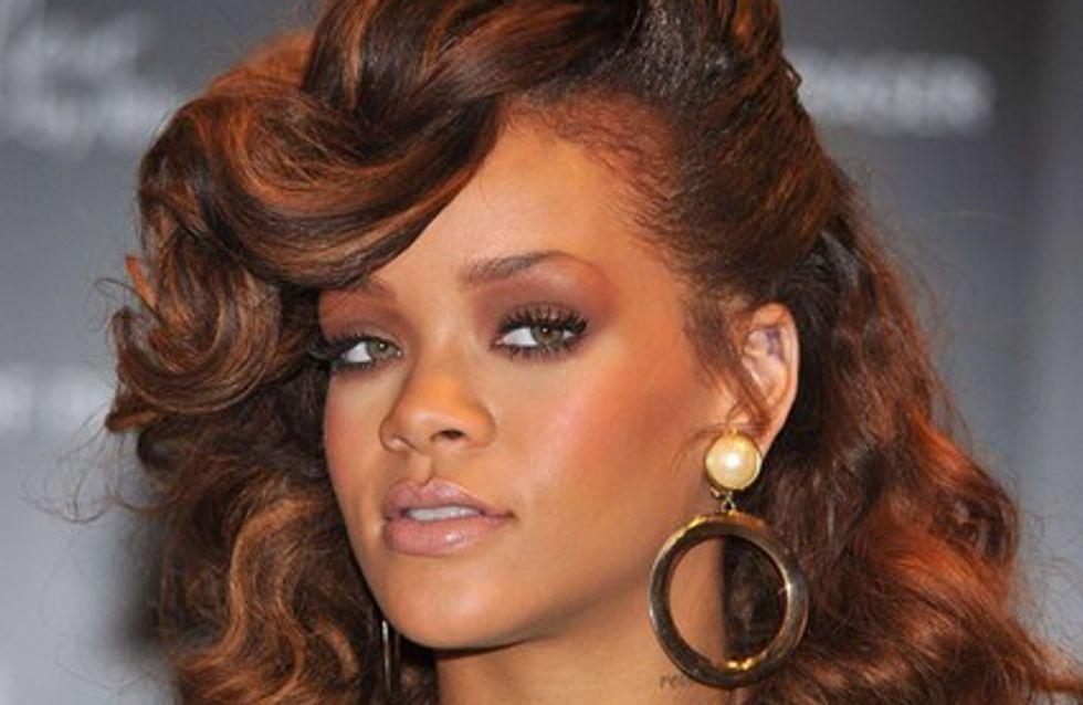 Rihanna vous dévoile son piercing au téton