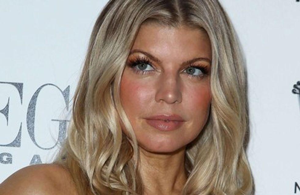 Fergie : elle est repassée sur le billard !