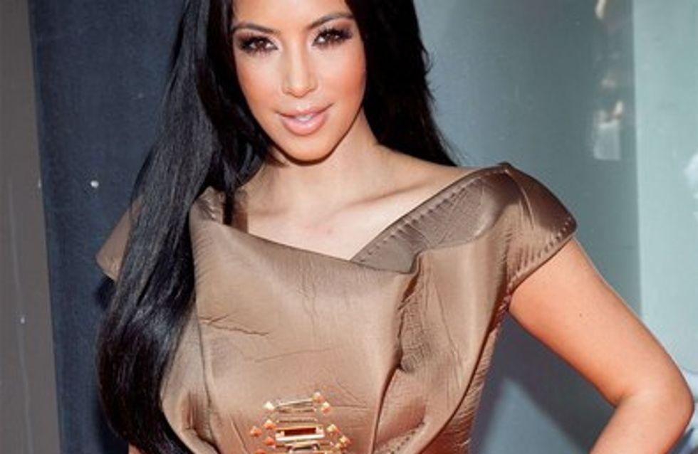Kim Kardashian : Sa bonne résolution pour 2012