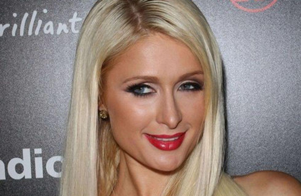 Paris Hilton : topless !