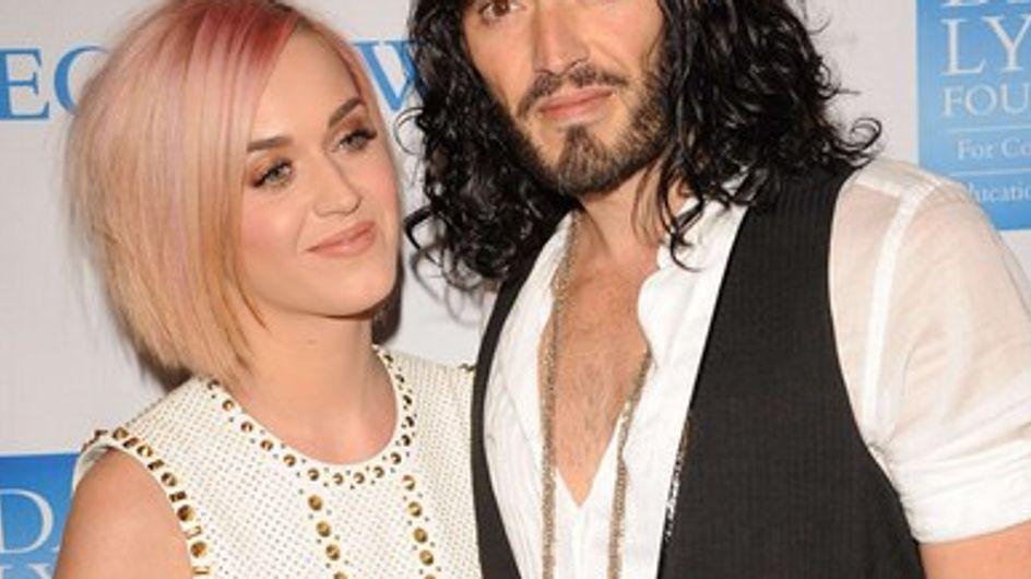 Katy Perry et Russell Brand : les vraies raisons de leur divorce
