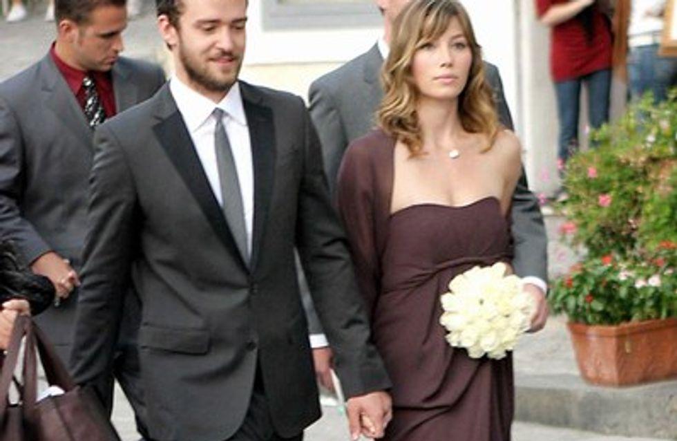 Justin Timberlake et Jessica Biel sont fiancés