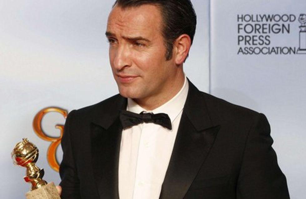 Golden Globes 2012 : Jean Dujardin sacré Meilleur acteur