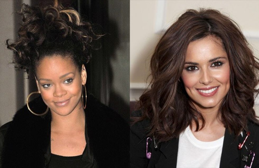 Rihanna : Elle veut faire un duo avec Cheryl Cole
