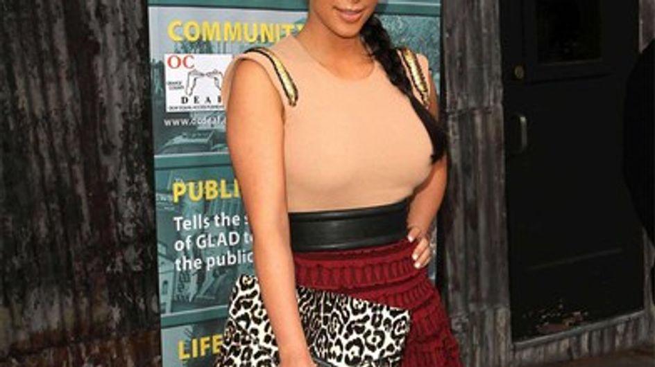 Kim Kardashian : Sa demande en mariage était planifiée