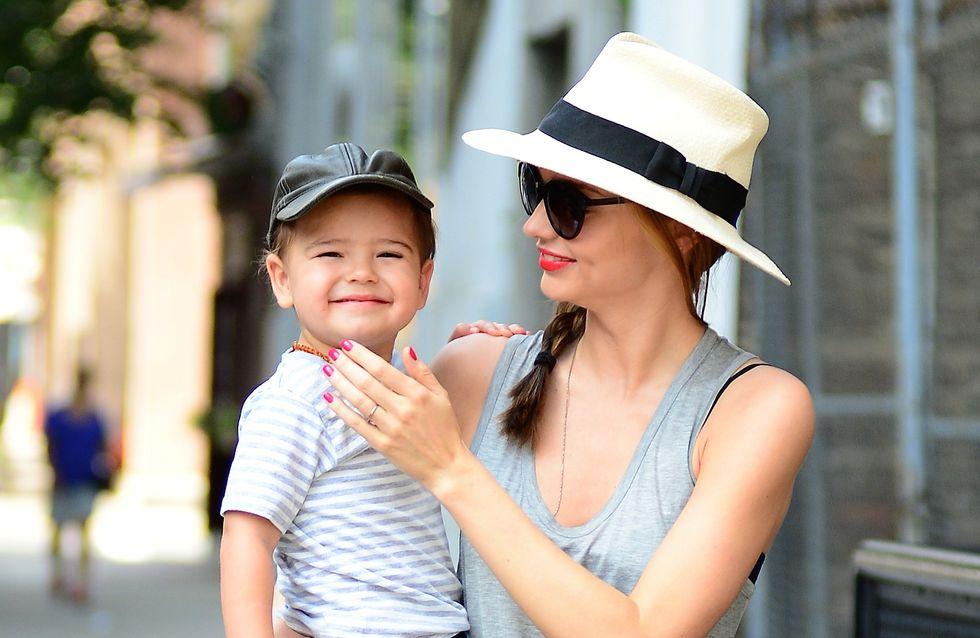 Miranda Kerrs Leben als Mutter lehrte sie, Prioritäten zu setzen