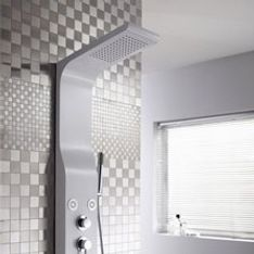 Une douche 100% relaxante avec Leroy Merlin