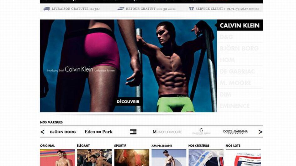 Solendro.com : enfin un site de sous-vêtements pour homme !