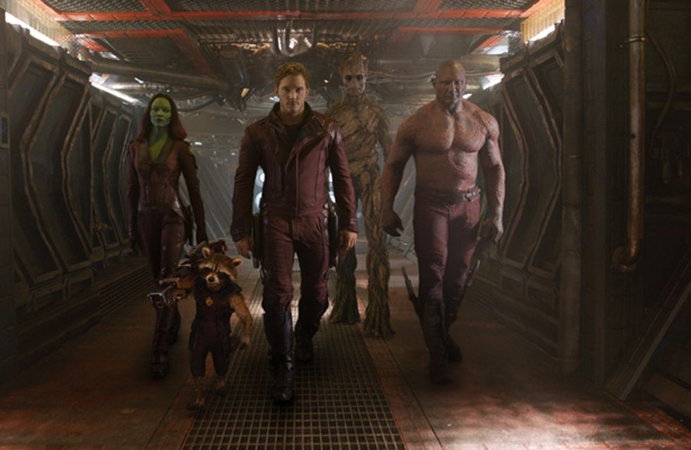 15 Things We Learned From Chatting To The Guardians of the Galaxy Cast