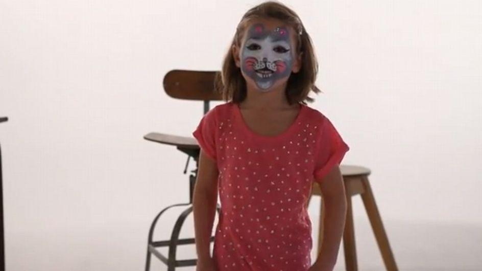 Tutoriel Maquillage Facile de Souris Pour Enfant