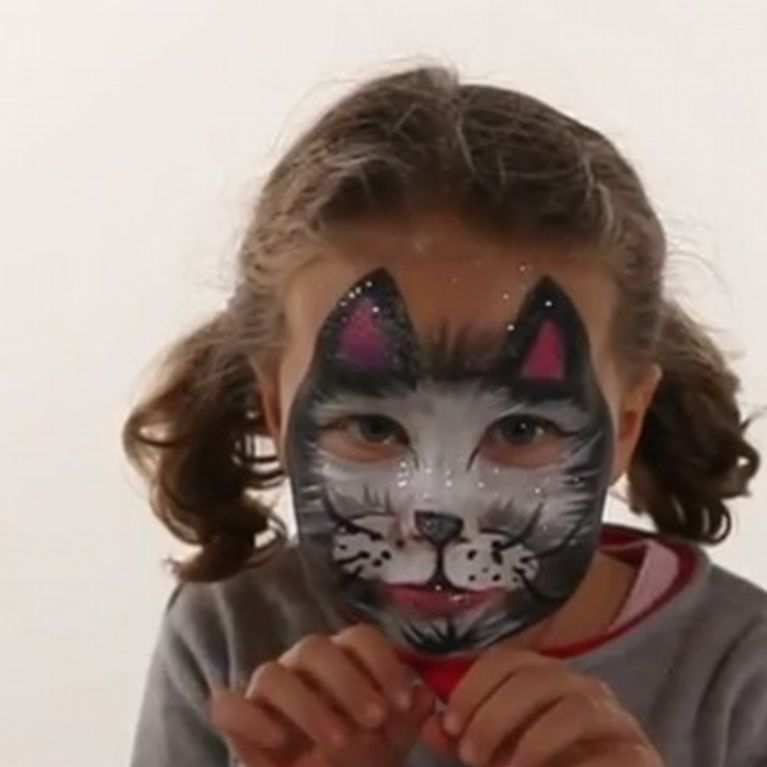 Maquillage Chat Vidéo Maquillage Enfant Facile