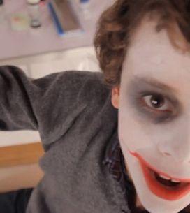 Maquillage enfant : Comment faire un Joker