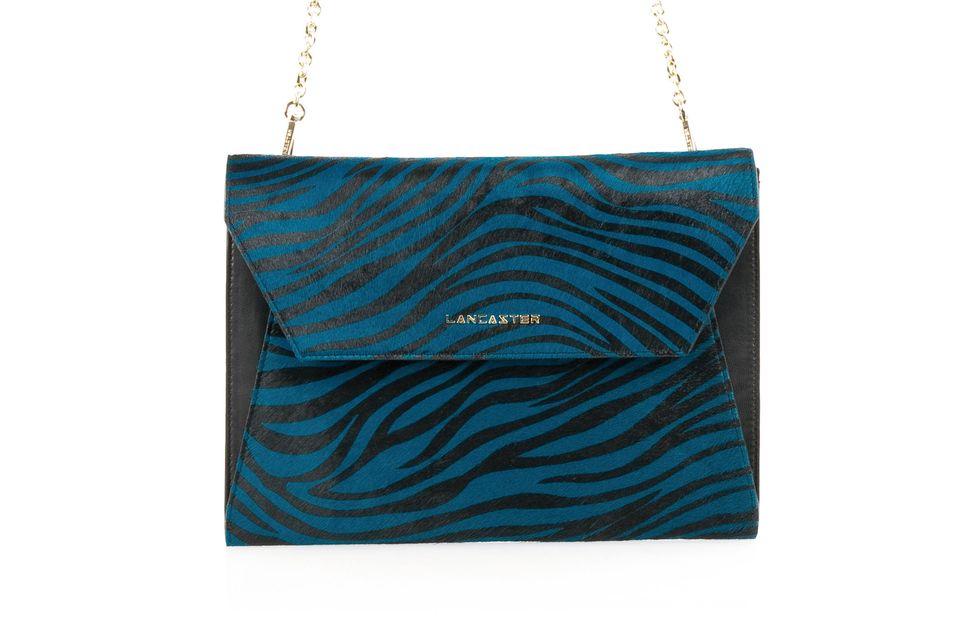 Lancaster présente son nouveau it-bag Mademoiselle Karine