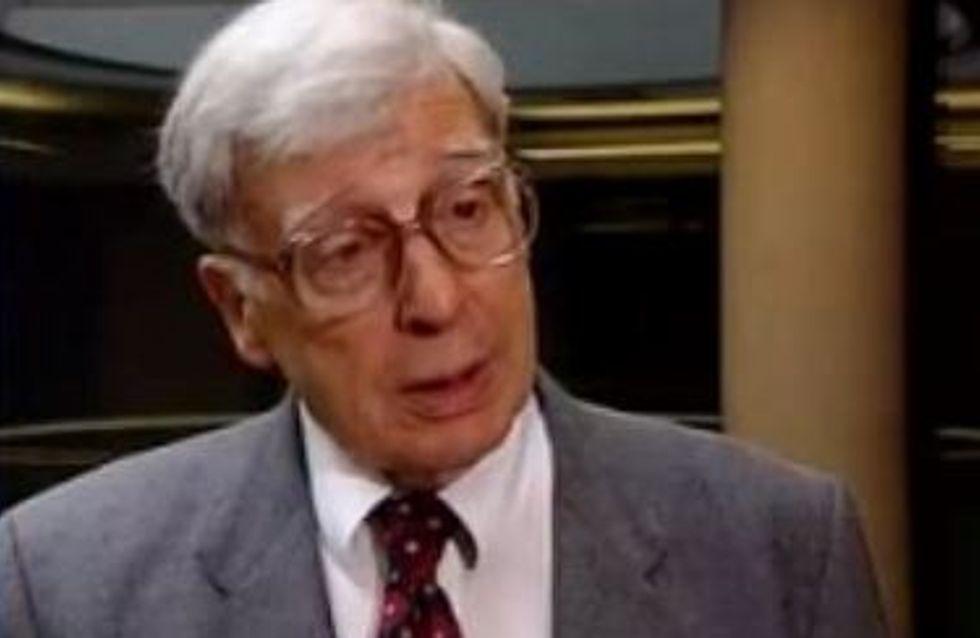 Robert Edwards, le père de la fécondation in vitro est mort