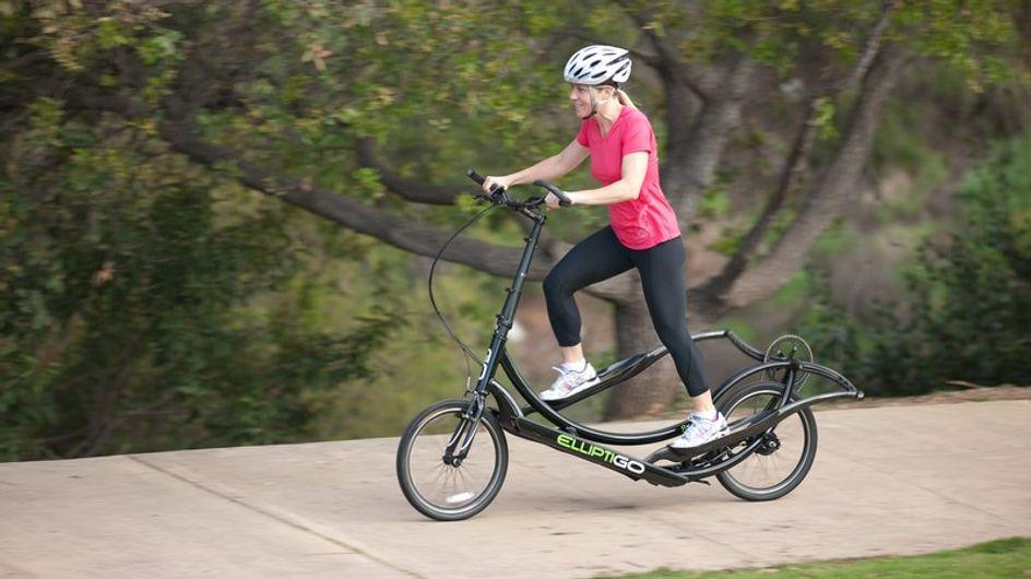 Avec un Elliptigo, alliez vélo et running