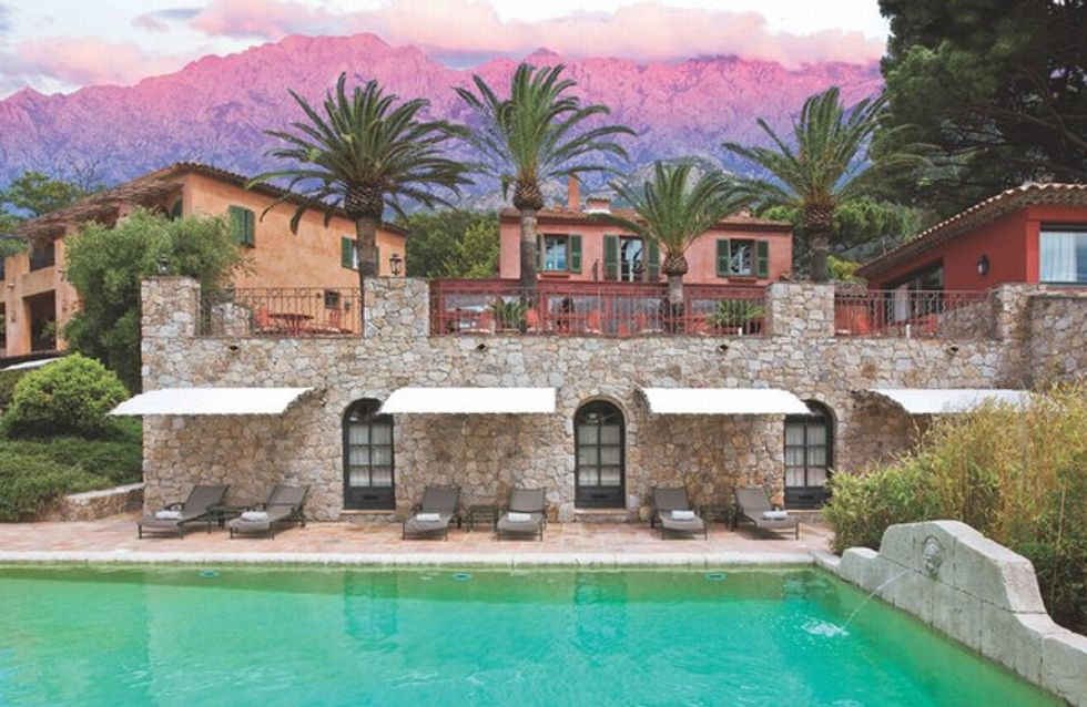 Corse : La Signoria, un paradis sur terre...