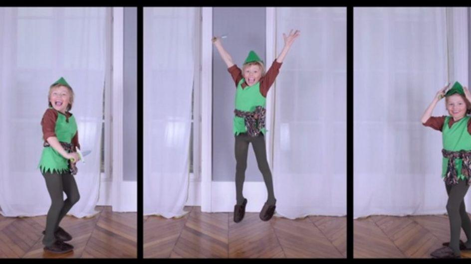 Costumes : Tutoriel pour faire Peter pan