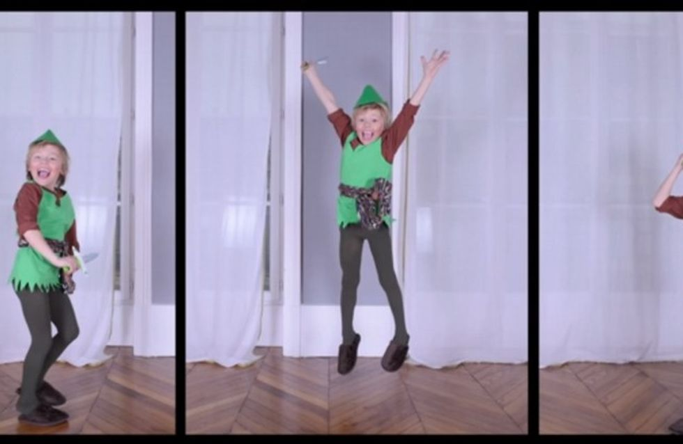 Costumes : Tutoriel pour faire Peter pan