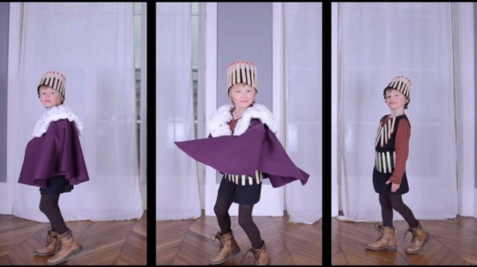 Costumes : Tutoriel pour réaliser un Roi