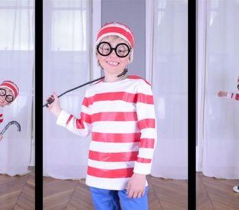 Costumes: Tutoriel pour réaliser Charlie
