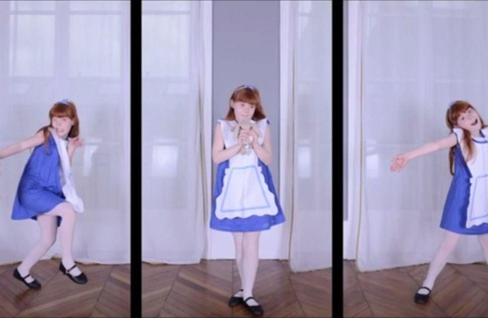 Costumes : Tutoriel pour réaliser Alice