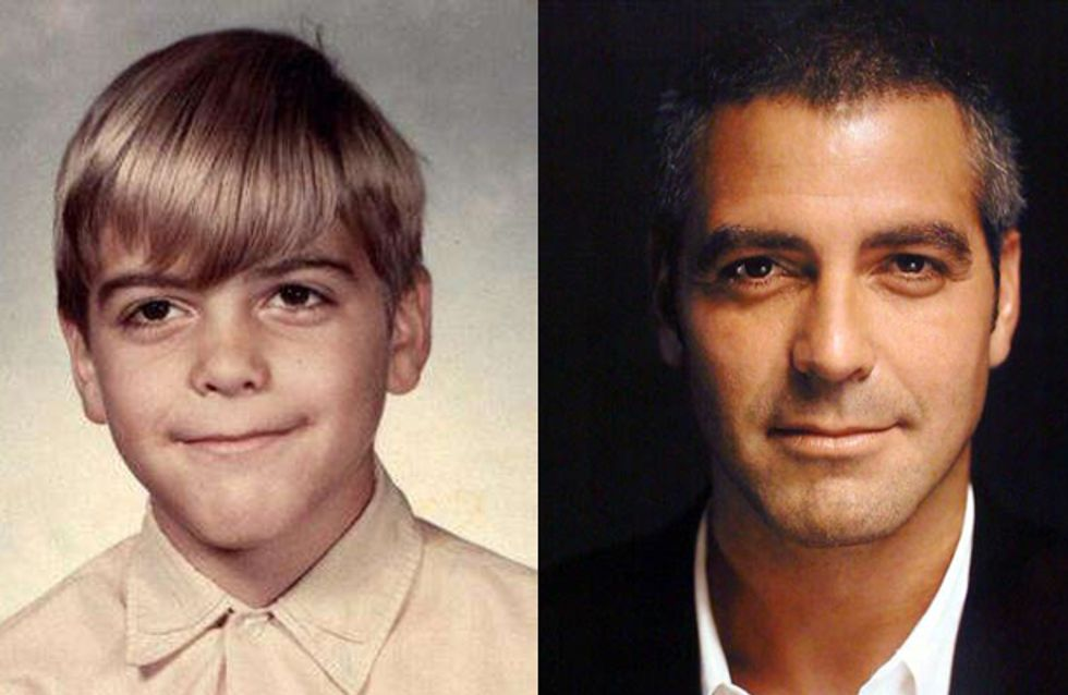 27 Fabulous Celebrities With Truly Terrible Childhood Photographs