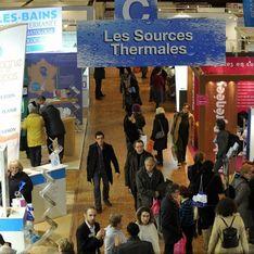 Salon des Thermalies : le bien-être par l'eau