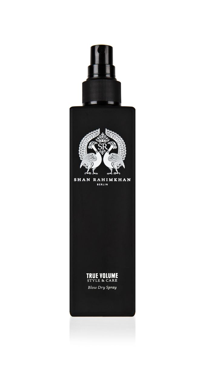 Volumen-Spray von Shan Rahimkhan