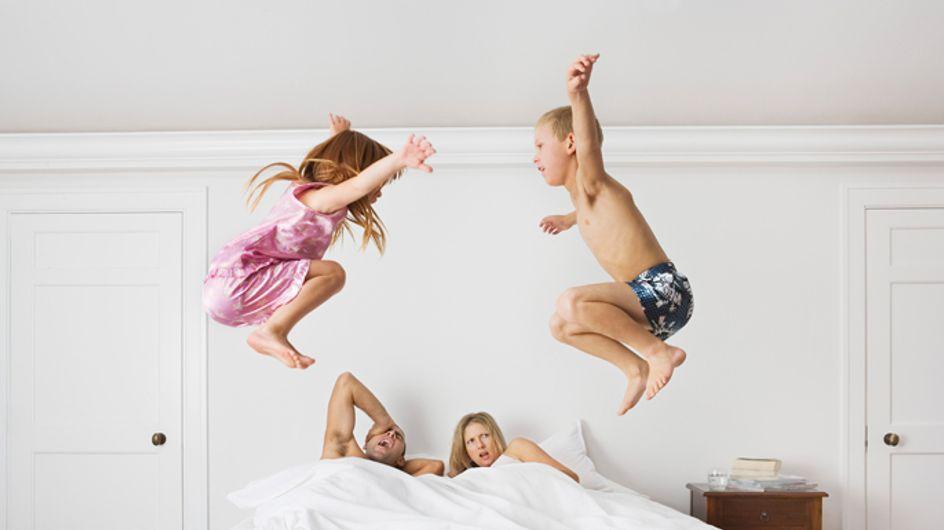 15 cosas que hacen los niños que vuelven locos a los padres