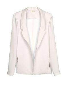 Witte blazer American Vintage