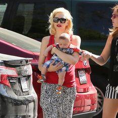 Gwen Stefani : Un look casual pour une balade familiale