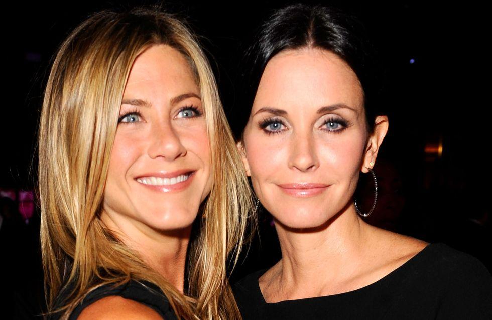 Jennifer Aniston et Courteney Cox : Leurs mecs se détestent