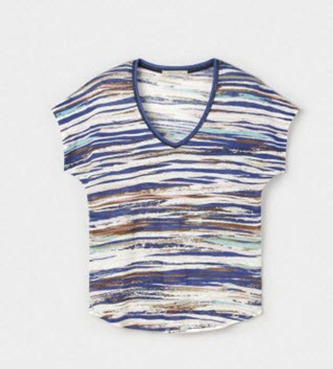 Gestreept T-shirt Gérard Darel