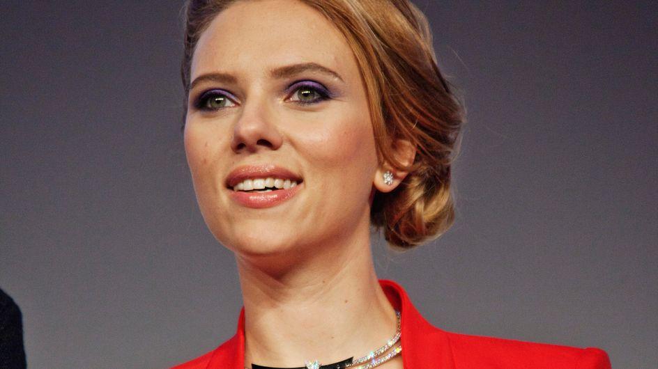 Scarlett Johansson : A quand le mariage ?