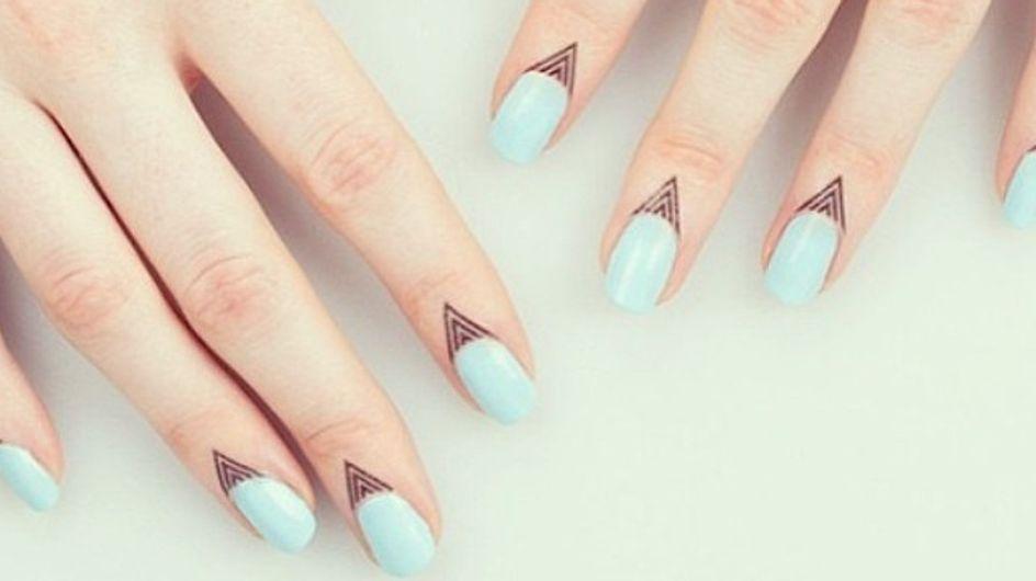 Cuticle Art: nuovo trend di nail art o super flop?