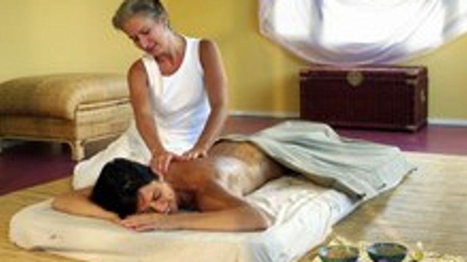 Il massaggio orientale
