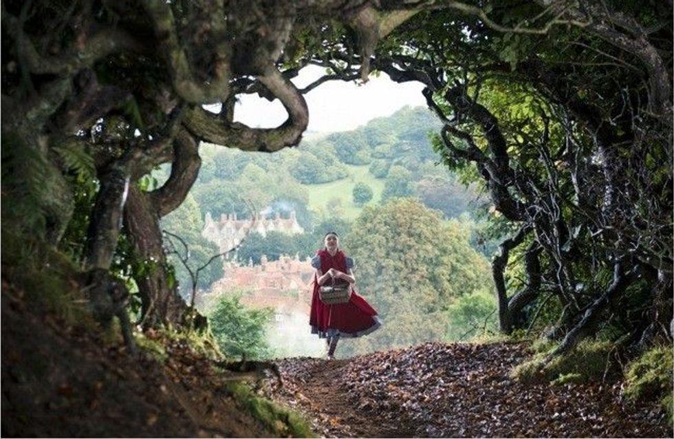 Johnny Depp, Meryl Streep… A l'affiche du nouveau Disney Into the Woods (Vidéo)