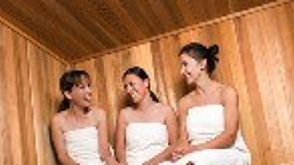 La sauna, un'abitudine salutare