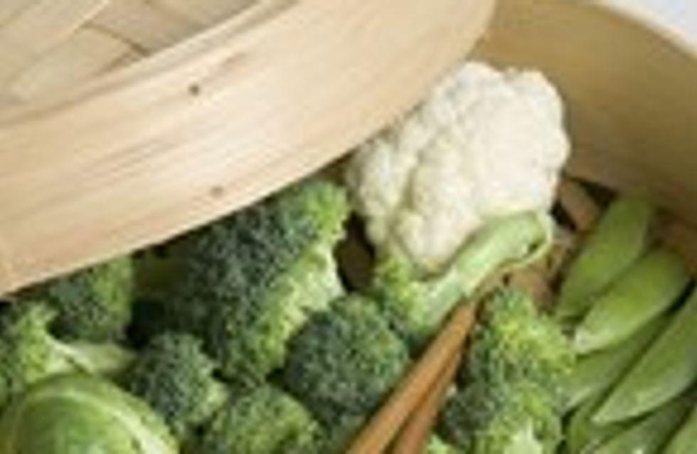 Cuocere a vapore: ottieni il meglio dal cibo