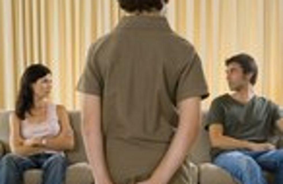Spiegare un divorzio al proprio bambino