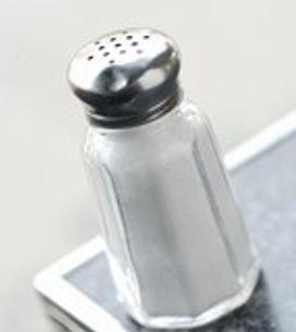 Perché il sale fa male