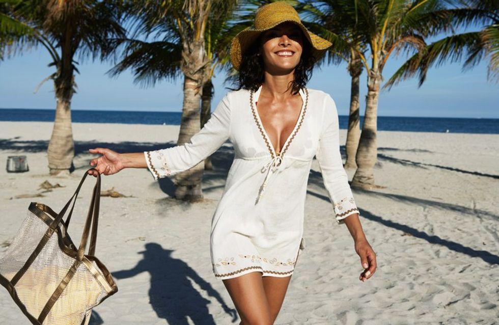 Gli accessori indispensabili in spiaggia
