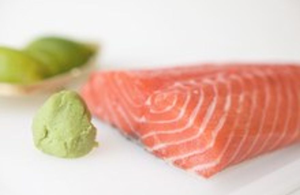 Le calorie del pesce