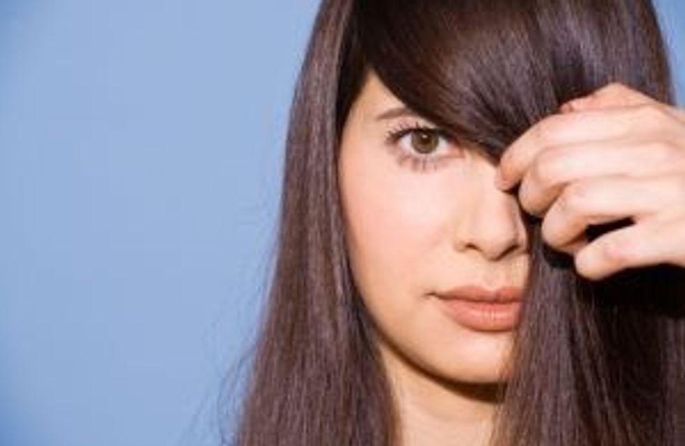 Usare la piastra per capelli